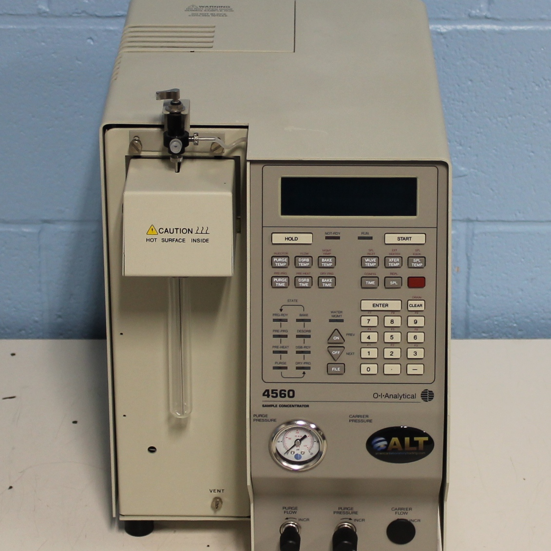 4560 Sample Concentrator Name