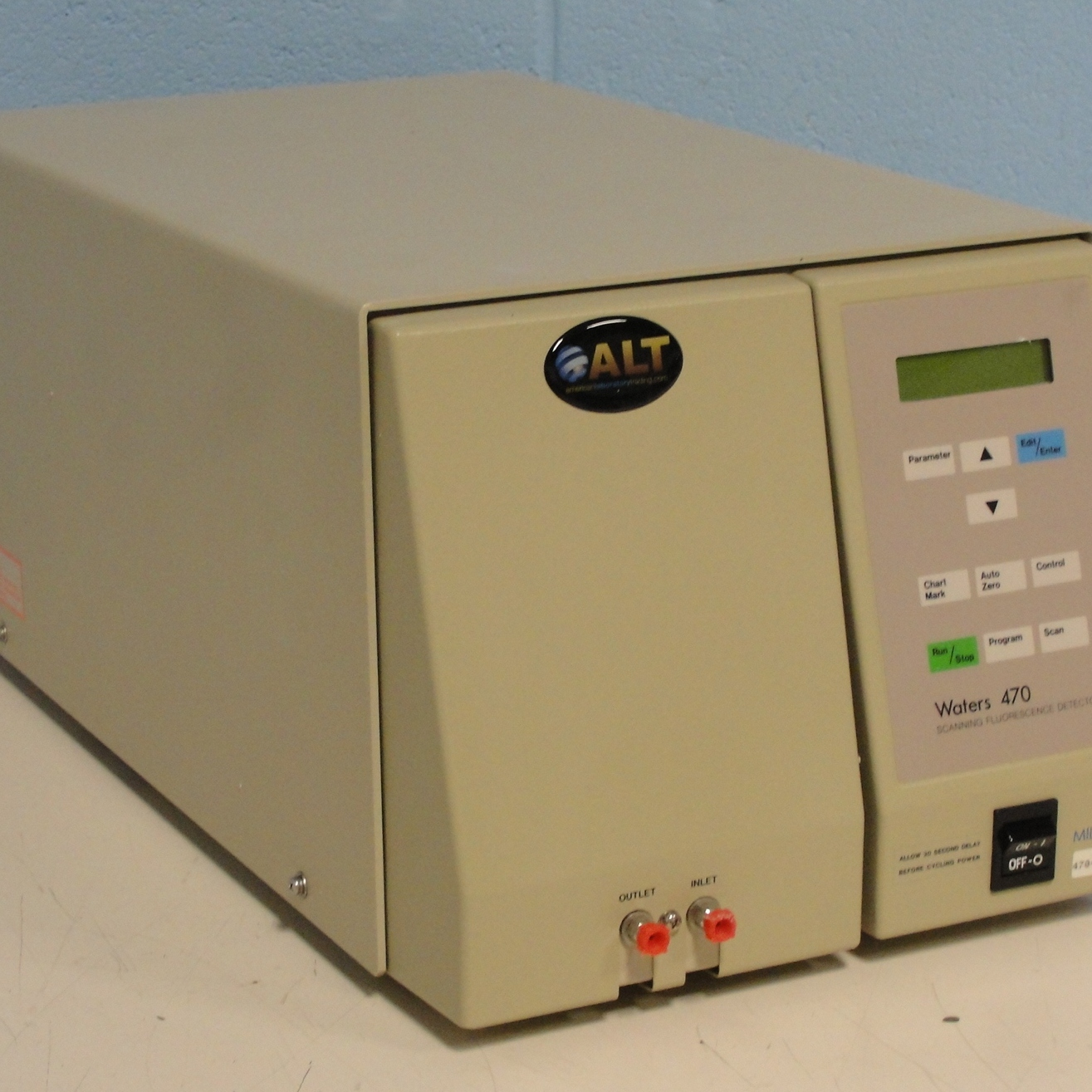 Waters 470 Scanning Fluorescence Detector Image