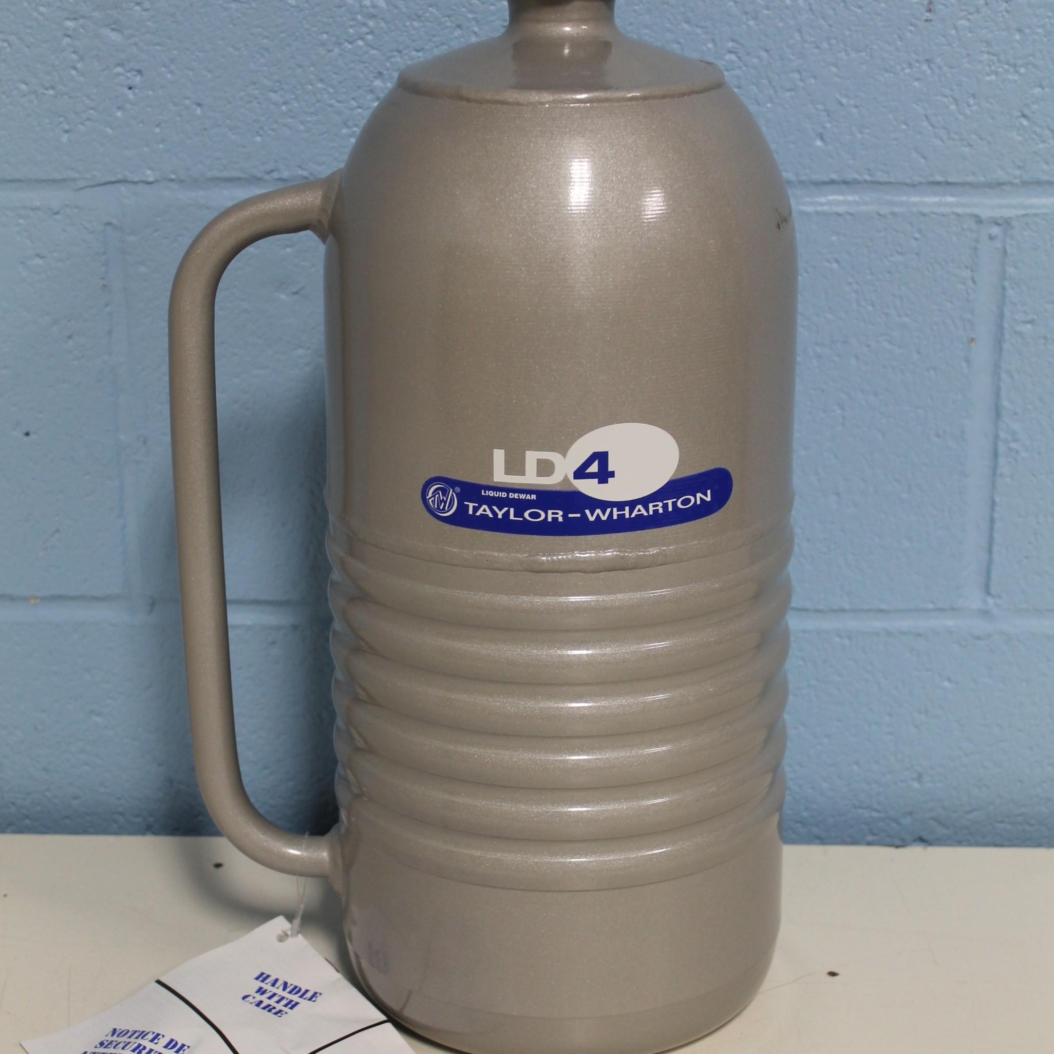 Taylor Wharton 4LDB 4L Liquid Nitrogen Storage Dewar Image