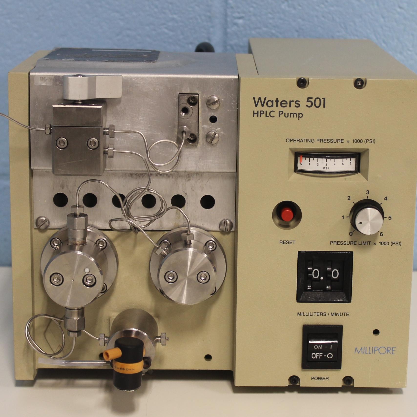Waters 501 HPLC Pump Image
