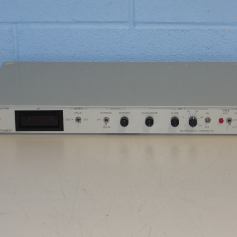 Valley Instruments 506M PH Control Power Module Image