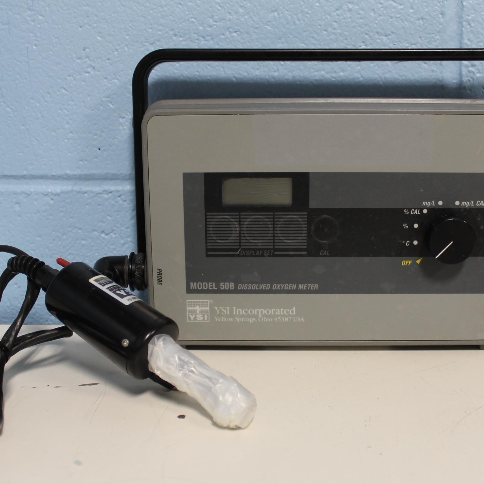 YSI 50B Dissolved Oxygen Meter Image