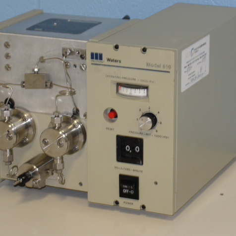 Waters 510 HPLC Pump Image