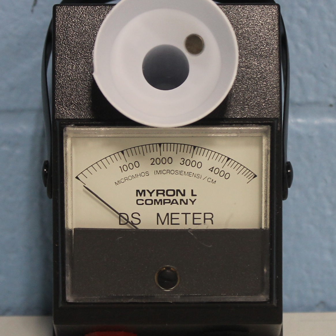 512M5 Analog Conductivity Meter Name