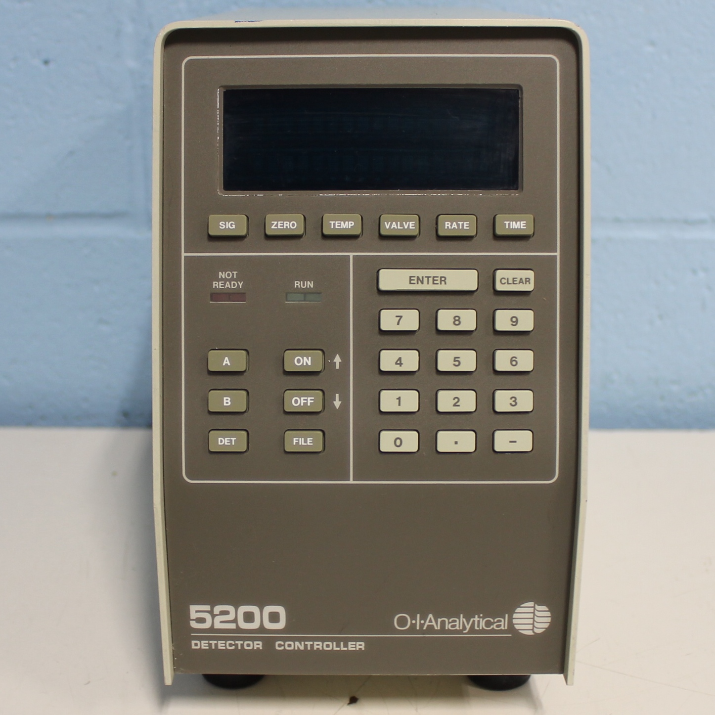 O.I.Analytical 5200 Detector Controller Image