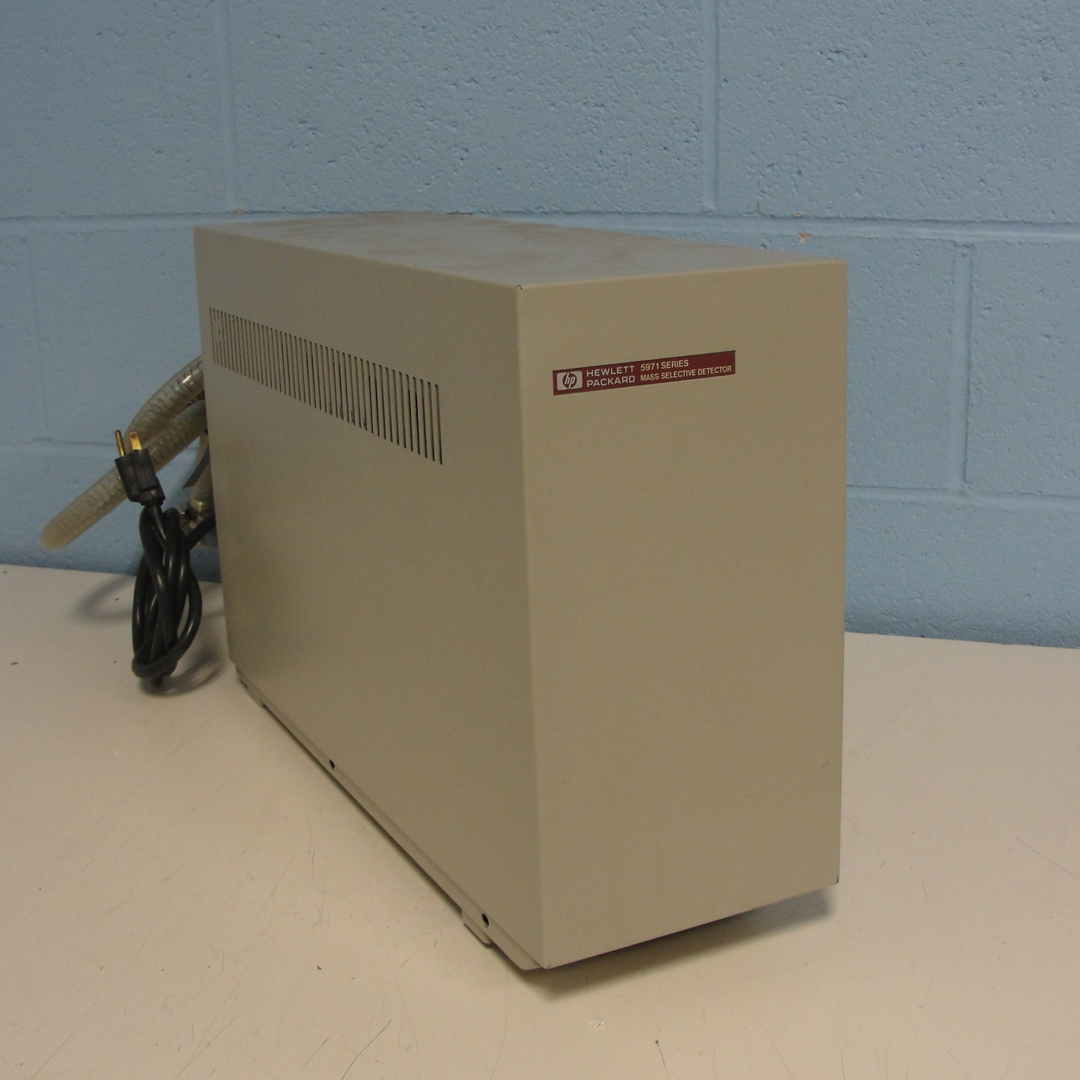 Hewlett Packard 5971 MS Mass Spectrometer Image