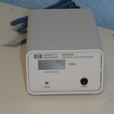 HP/Agilent 59864B Ionization Gauge Controller Image