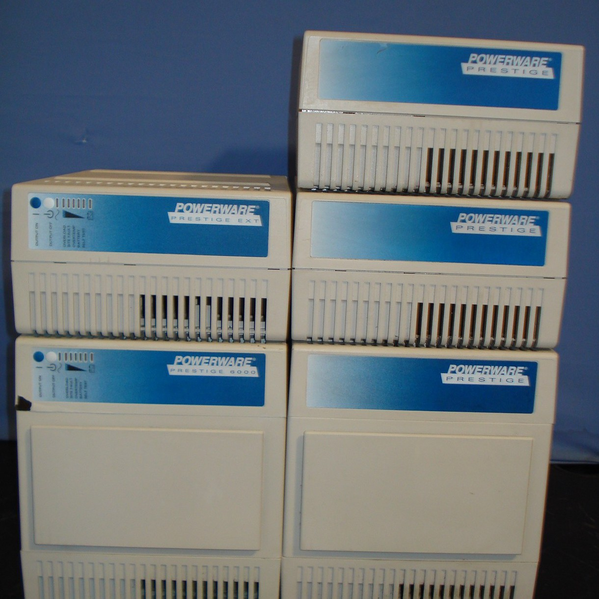 Powerware Prestige 6000 Power Supply & Cabinets Image