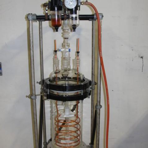 Schott Duran/Glas-Col 6076-11 Bio Reactor Stir-Vessel Image