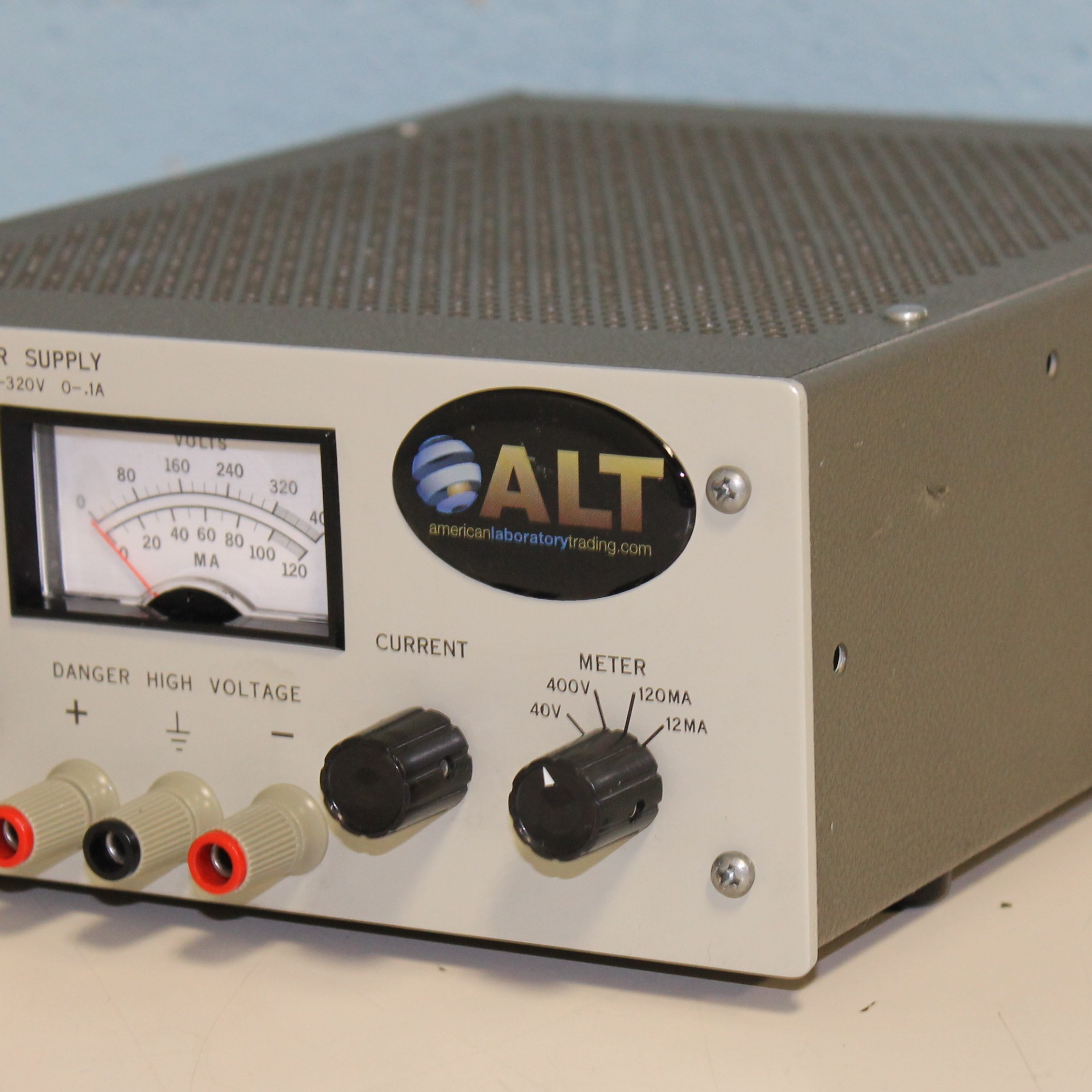 Hewlett Packard 6209B DC Power Supply 0-320V 0-.1A Image