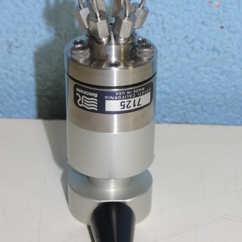 Rheodyne 7125 Injector Valve Image