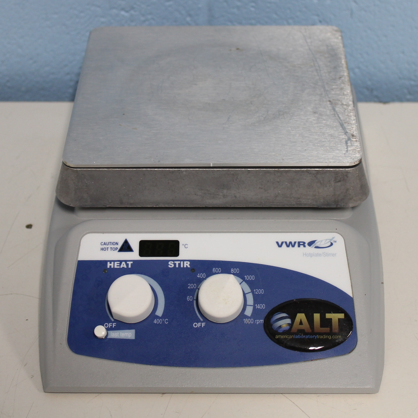 Refurbished VWR 725 Advanced Hot Plate Stirrer