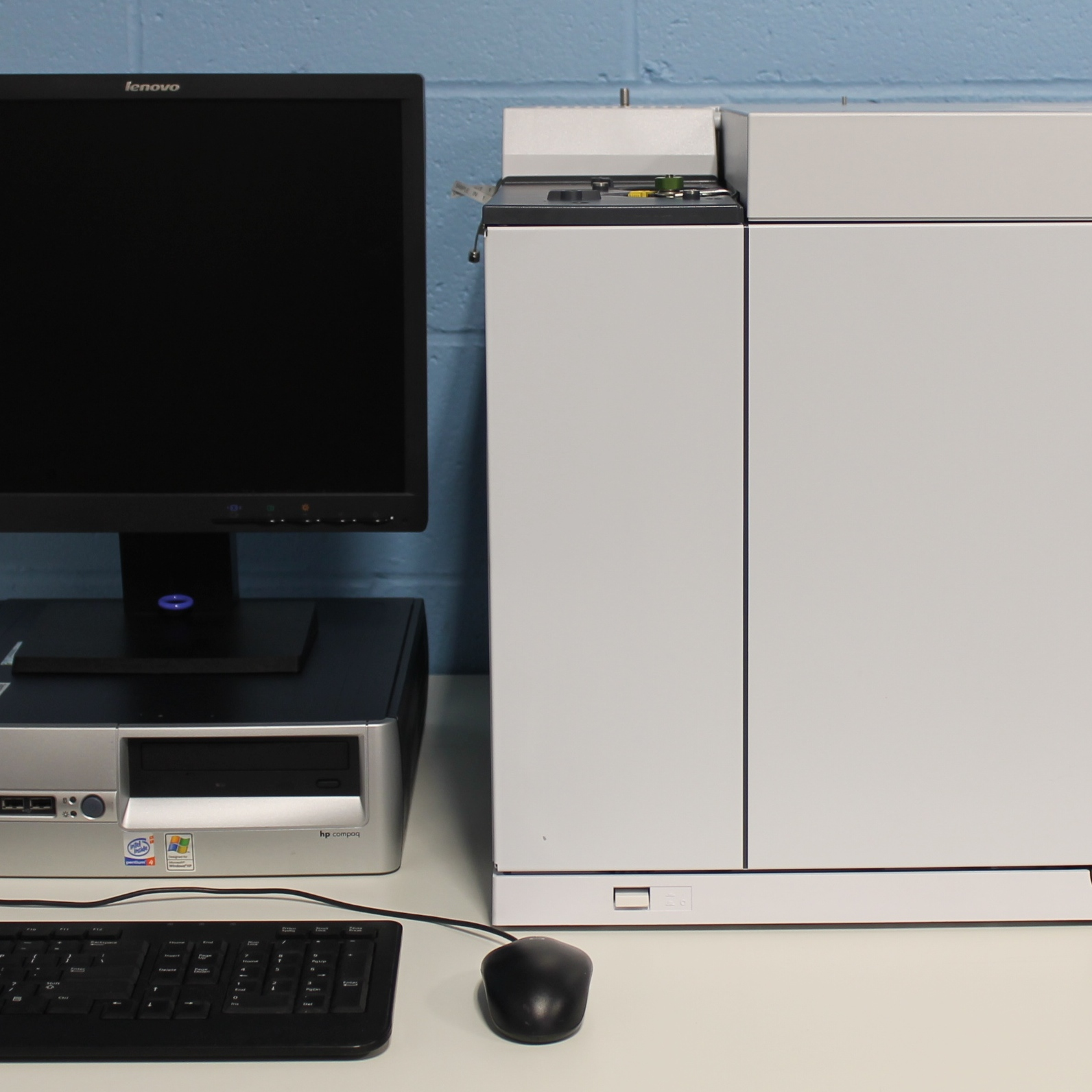 7890A (G3440A) Dual FID GC System Name