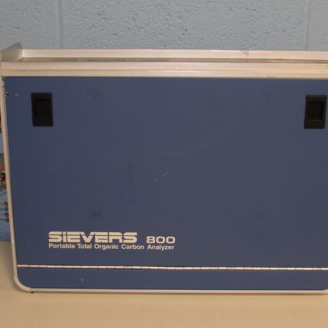 Sievers 800 Portable TOC Analyzer System Image