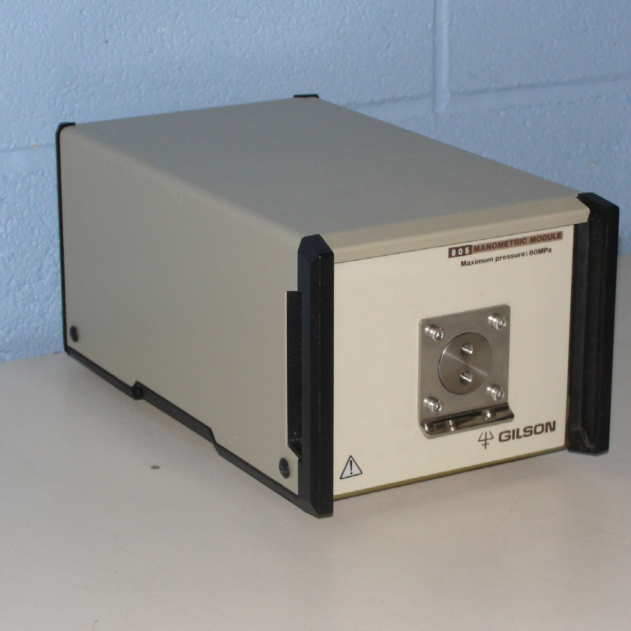 Gilson 805 Manometric Module Image