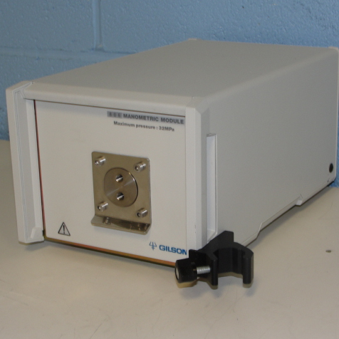 Gilson 806 Manometric Module Image