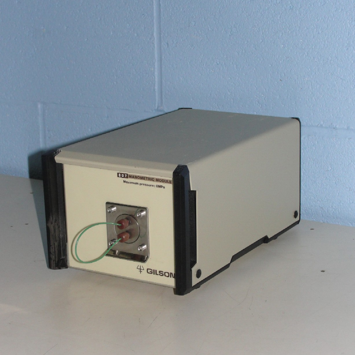 Gilson 807 Manometric Module Image