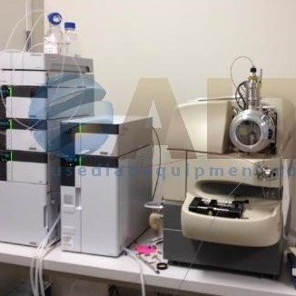 3200 QTRAP LC-MS/MS System with Shimadzu Prominence HPLC