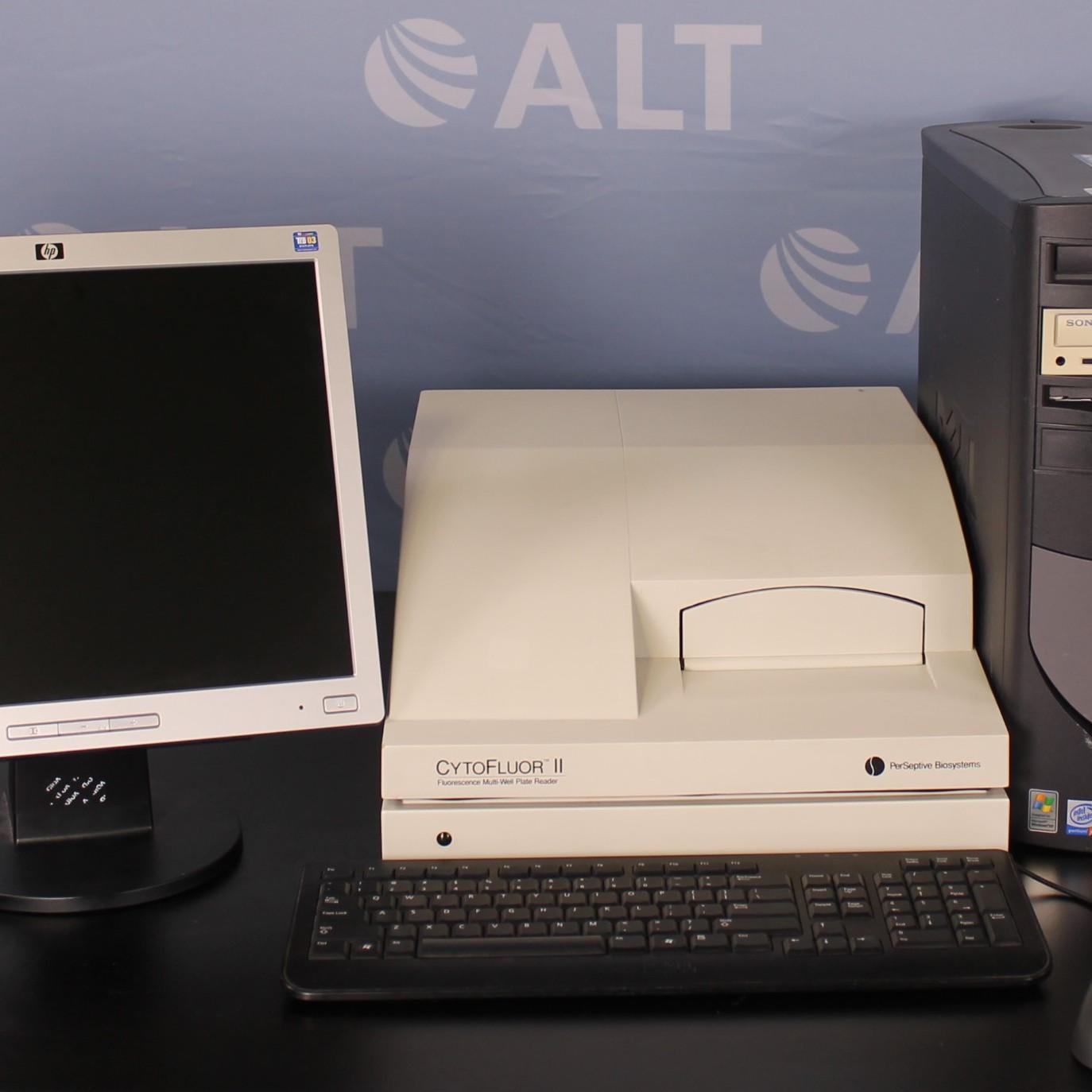 Perseptive Biosystems CytoFluor II Microplate Reader Image