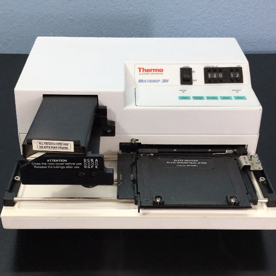 Thermo Electron Corporation Multidrop 384 Type 832 Image