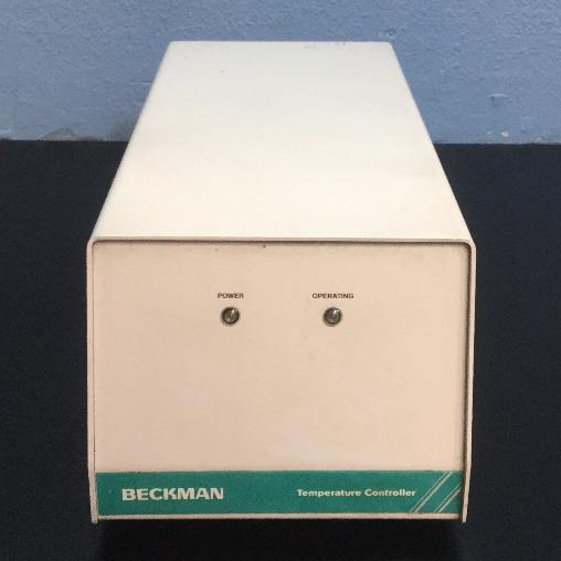Beckman Temperature Controller Image