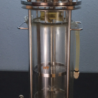 Bauen 7.5L Bioreactor Glass Vessel Art.No. 26128 Image