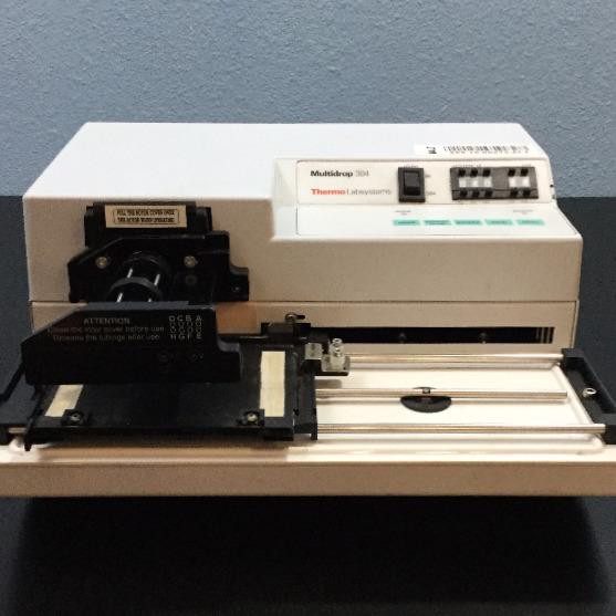 Multidrop 384 Type 832 Microplate Dispenser Name