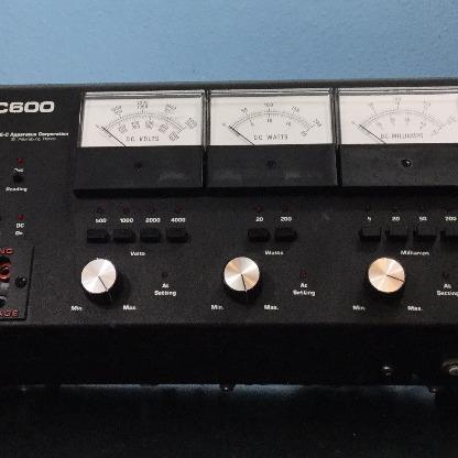 EC Apparatus EC 600 Image