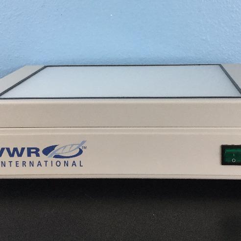 VWR TW-26 UV Transilluminator Image