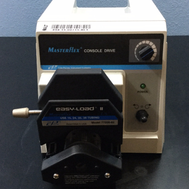 Cole-Parmer L/S Easy-Load II Console Drive Model #7520-40 Image