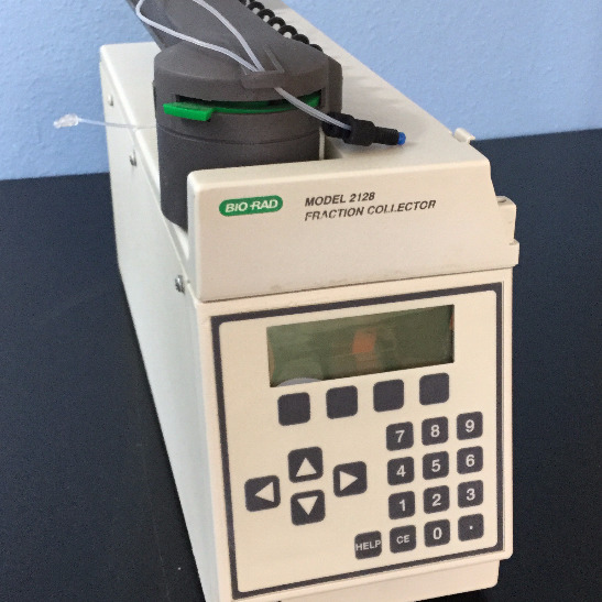 Bio-Rad 2128 Fraction Collector Image