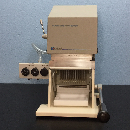 Packard BioScience Company Filtermate Harvester Image