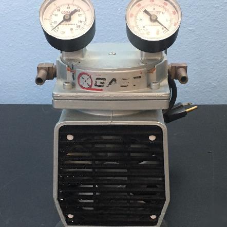 Gast DOA-P704-AA Vacuum Pump Image