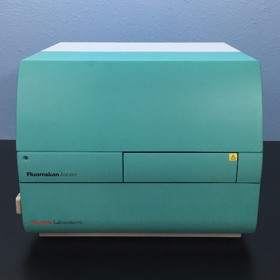 Thermo Labsystems 374 Fluoroskan Ascent Microplate Fluorometer Image