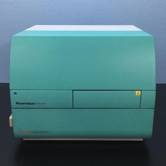 374 Fluoroskan Ascent Microplate Fluorometer Name