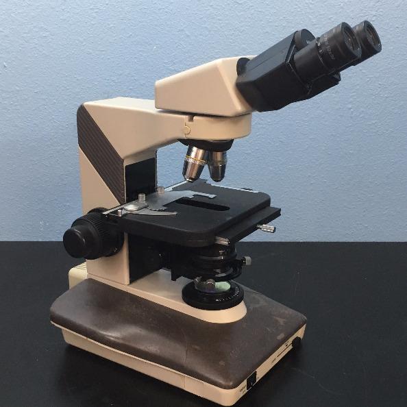 Nikon Labophot-2 Microscope Image