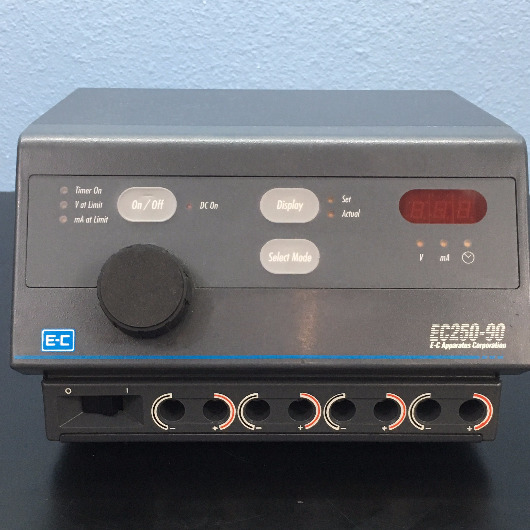 EC250-90 Power Supply Name