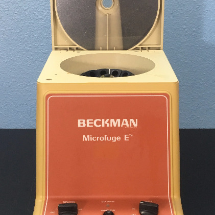 Beckman Coulter Microfuge E 348720 Image