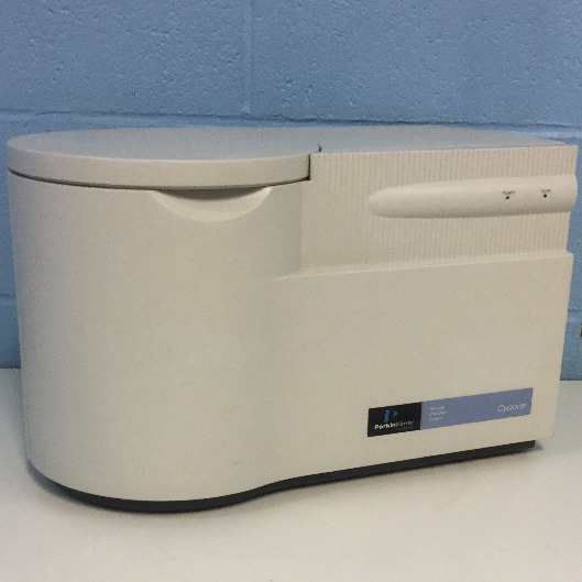 Perkin Elmer Precisely Cyclone Storage Phosphor System Image
