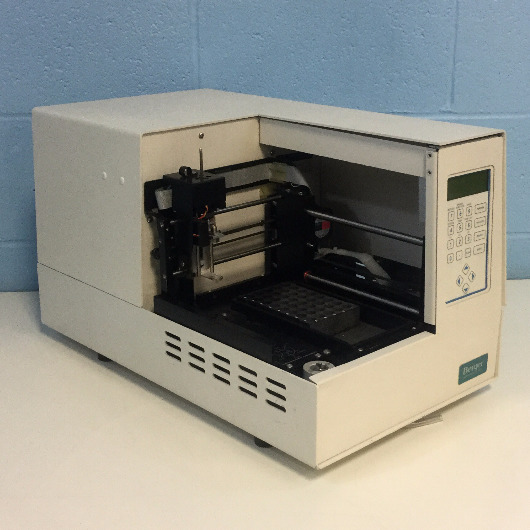 Berger SFC Analytix and MiniGram Automatic Liquid Sampler Model 719/00000/13R Image