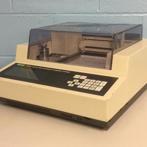Bio-Rad AS-100T HRLC Automatic Sampling System Image