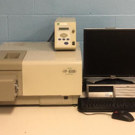 FP-6500 Spectrofluorometer