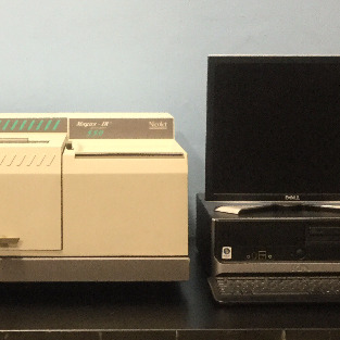 Magna 550 IR Spectrometer Name