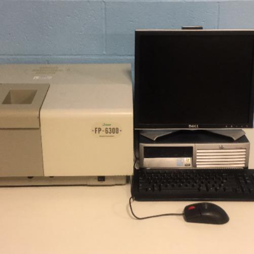 FP-6300 Spectrofluorometer