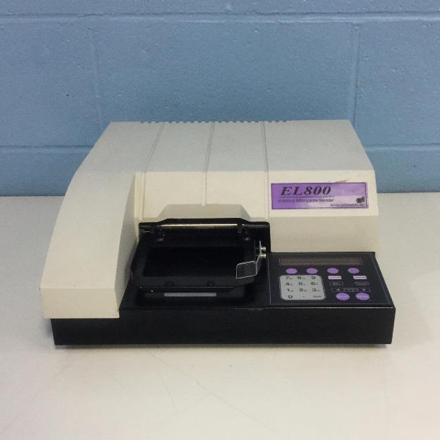 EL 800 Biotek Universal Microplate Reader