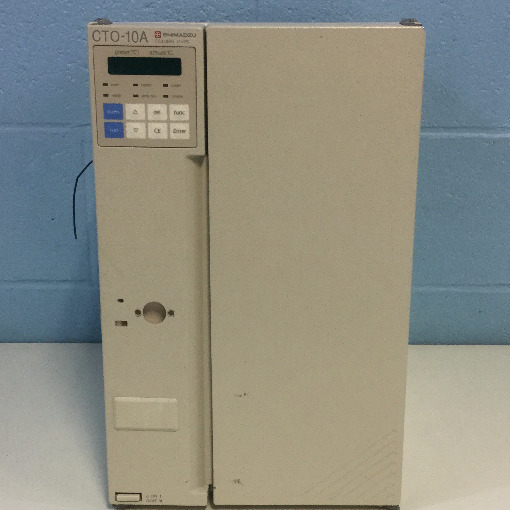 Shimadzu CTO-10A Column Oven Image