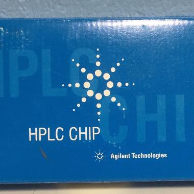 Agilent Technologies HPLC-Chip: G4240-62002 ZORBAX 300SB-C18 Image