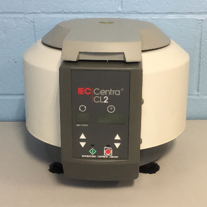 Thermo / IEC Centra CL2 Image