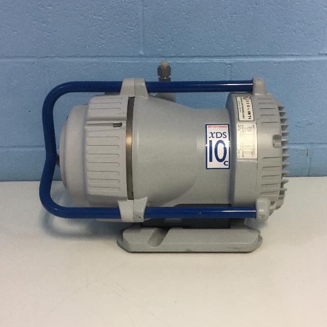 XDS10C Oil-Free Dry Scroll Vacuum Pump