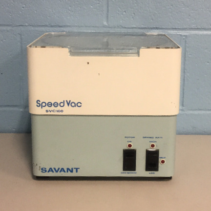 SVC100D-115 Speed Vac Concentrator Name